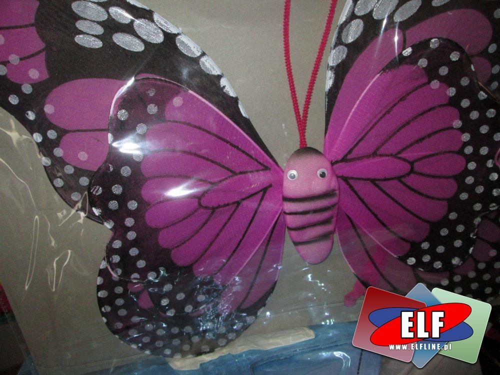 Strój motylka, Stroje, Motylka