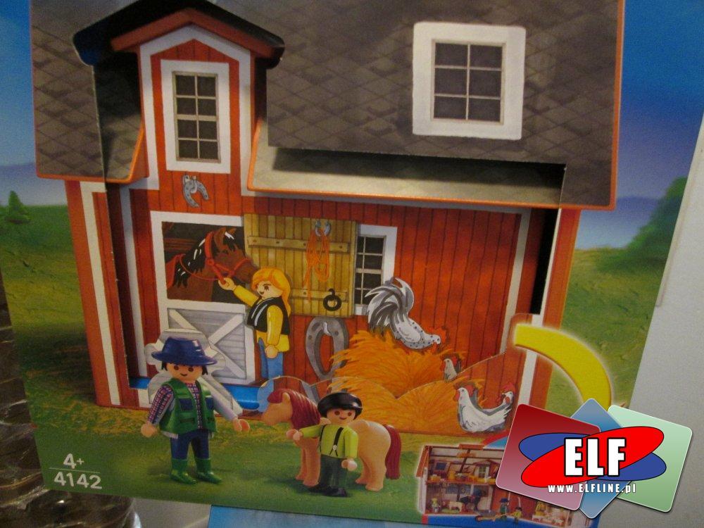 Playmobil, 4142, wieś