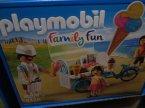 Playmobil 9426, Rower z wózkiem z lodami