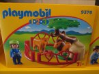 Playmobil 9378, Zagroda lwów