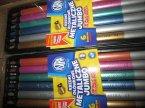 Astra Kredki ołówkowe Neonowe, Metaliczne Jumbo, kredka ołówkowa neonowa, metaliczna