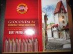 Koh-i-Noor kredki ołówkowe, pastelowe kolory, miękkie Koh-i-Noor kredki ołówkowe, pastelowe kolory, miękkie