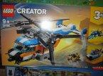 Lego Creator, 31096 Śmigłowiec Dwuwirnikowy, klocki