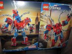 Lego Marvel Spiderman, 76146 Spider-Man Mech, Spider Man