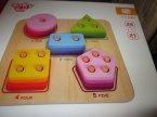 Tooky Toy, zabawka drewniana, edukacyjna, zabawki drewniane, edukacyjne