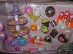 Zabawkowe słodycze, do zabawy w dom, sklep, piekarnię
