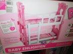 Baby Enlighten, Łóżko, Łóżeczko dla lalki, łóżeczka dla lalek