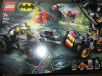 Lego Batman, 76159 DC Trójkołowy motocykl Jokera, klocki