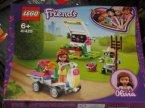 Lego Friends, 41425 Kwiatowy ogród Olivii, klocki