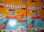 Bic Kids Kredki Evolution Triangle