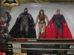 DC Bendable Figures, Batman, Superman, WonderWoman, Figurka, Figurki
