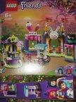 Lego Friends, 41687, Magiczne stoiska w wesołym miasteczku, klocki Lego Friends, 41687, Magiczne stoiska w wesołym miasteczku, klocki