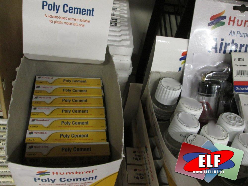 Humbrol, Poly  Cement, Cement do modeli plastikowych