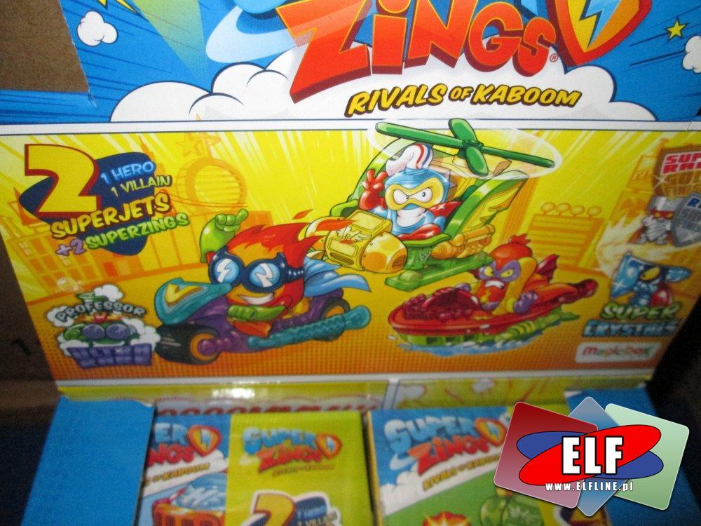 Super Zings, figurki i inne zabawki