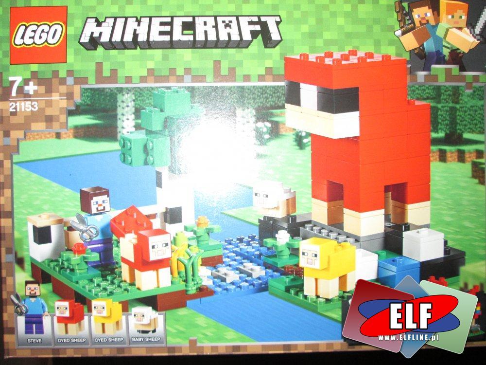 Lego Minecraft, 21153, klocki
