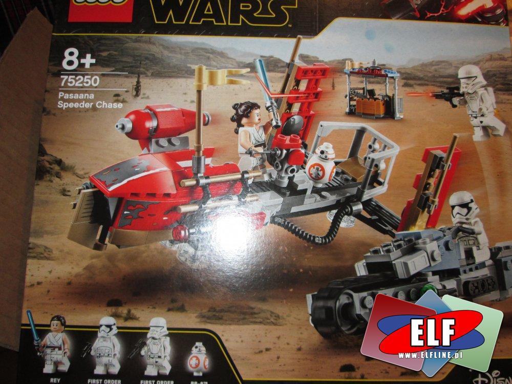 Lego StarWars, 75246, 75250, 75248, 75254, Star Wars, klocki