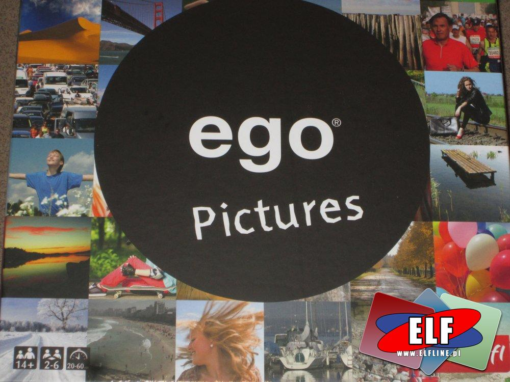 Gra Ego Pictures, Gry