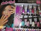 Nail-a-Peel, Zestaw do paznokci 3D, Zestaw kreatywny, zestawy kreatywne, piękności