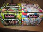BrainBox Transport, BrainBox Koloruj i zapamiętuj, zabawki edukacyjne, Gry edukacyjne, Gra edukacyjna