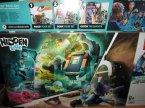 Lego Hidden Side, 70430 Metro w Newbury, 70429 Samolot kaskaderski El Fuego, klocki