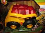 Zabawki, pojazdy interaktywne, budowlane, samochody budowlane, zabawkowe, maszyny budowlane