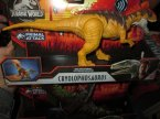 Jurassic World, Primal Attack, Cryolophosaurus, Dinozaur, Dinozaury, Zabawka ,Zabawki