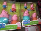 Peppa Pig, Family Figure Pack, Świnka Peppa Peppa Pig, Family Figure Pack, Świnka Peppa