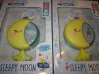 Baby Clementoni, Sleepy Moon, Zawieszka nad łóżeczko dla maluszka, niemowlaczka, dziecka