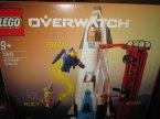 Lego Overwatch, 75977 Wieprzu i Złomiarz, 75975 Posterunek: Gibraltar, klocki