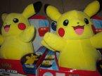 Pokemon, Pikachu, Pika, Pika! Maskotka, zabawka inraktywna, interaktywne zabawki maskotki