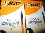 Bic Długopis, Długopisy, Orange Original Line, Smooth Writing i inne