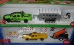 SIKU, Modele różne, Metalowe z plastikowymi częściami, 1:50 i inne modele soku, samochody, traktory, maszyny itp.