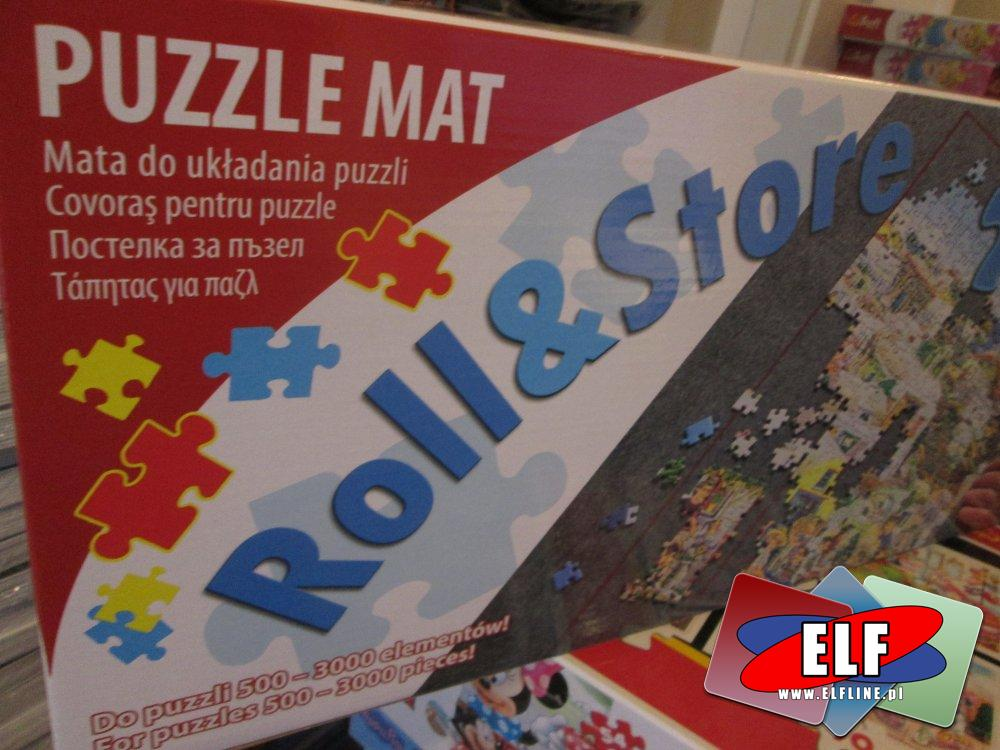 Puzzle Mat, Mata do układania puzzli, maty