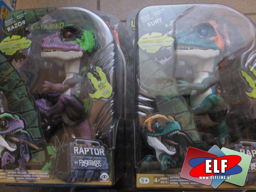 Fingerlings Raptor, Dinozaur, Dinozaury