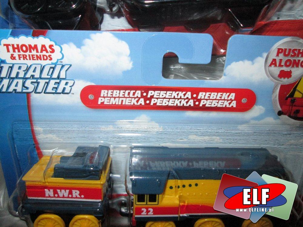 Thomas & Friend, Tomek i przyjaciele, pociąg, ciuchcia, kolejka
