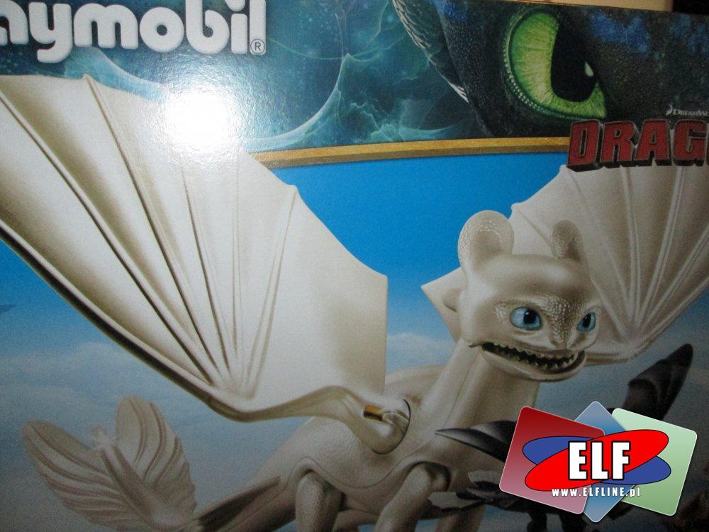 Playmobil Dragons, zabawki, klocki, jak wytresować smoka zabawka