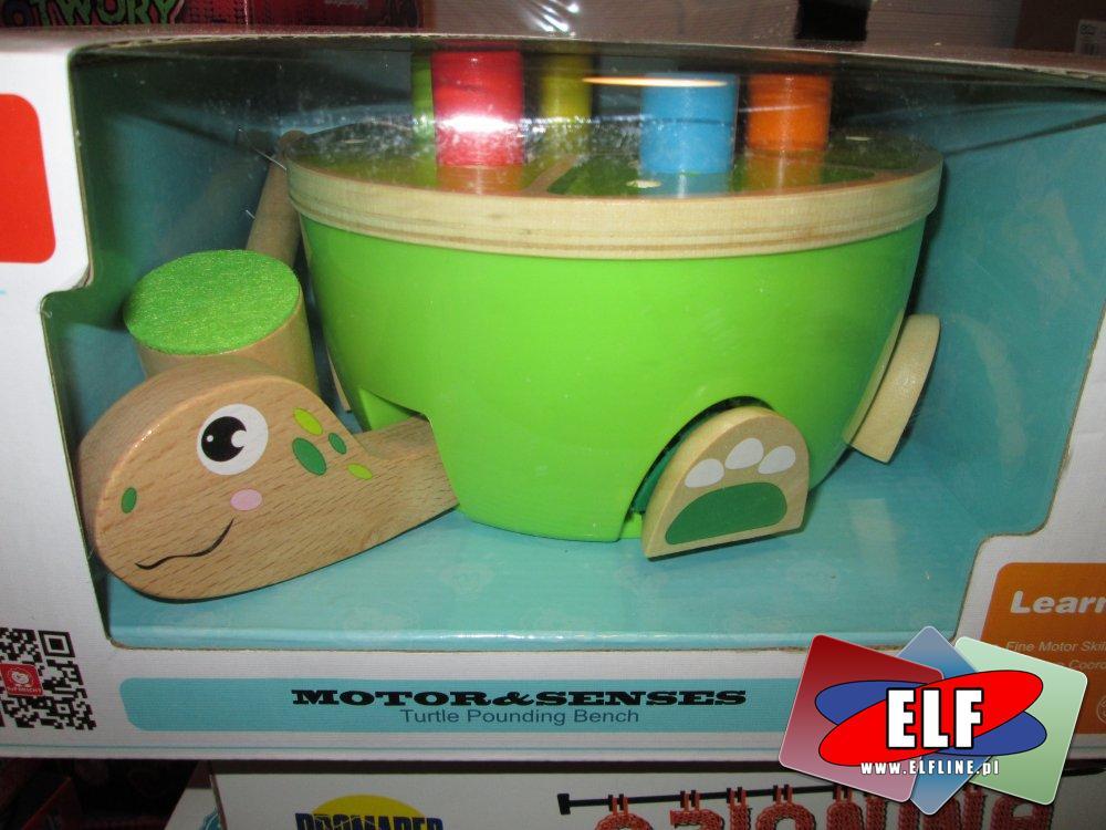 Top Bright, Drewniane zabawki edukacyjne i kreatywne