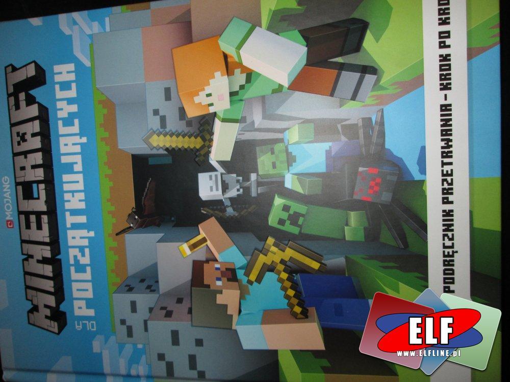 Minecraft, Podręcznik przetrwania
