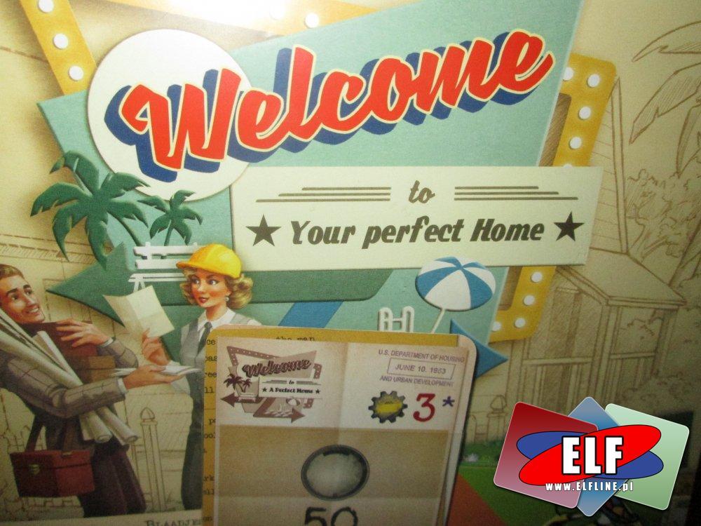 Gra Welcome to your perfect home, Witaj w twoim perfekcyjnym domu, Gry