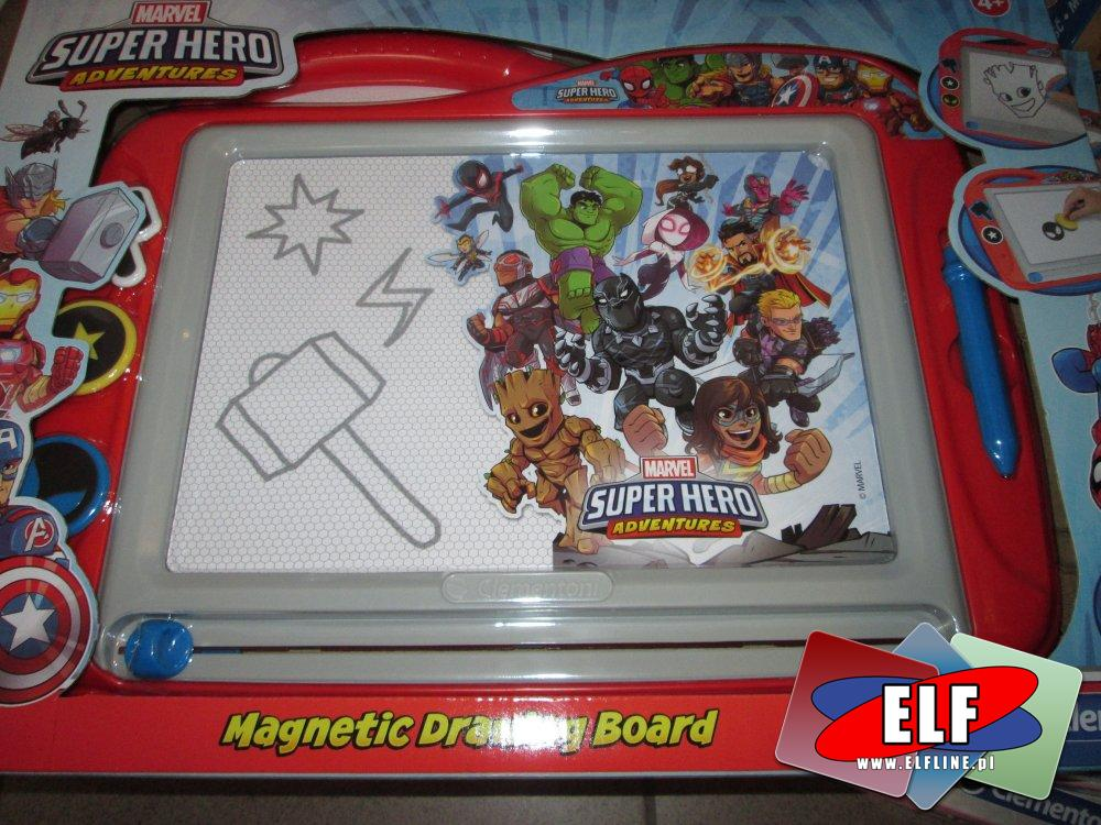 Super Hero Adventure, Znikopis, Znikopisy