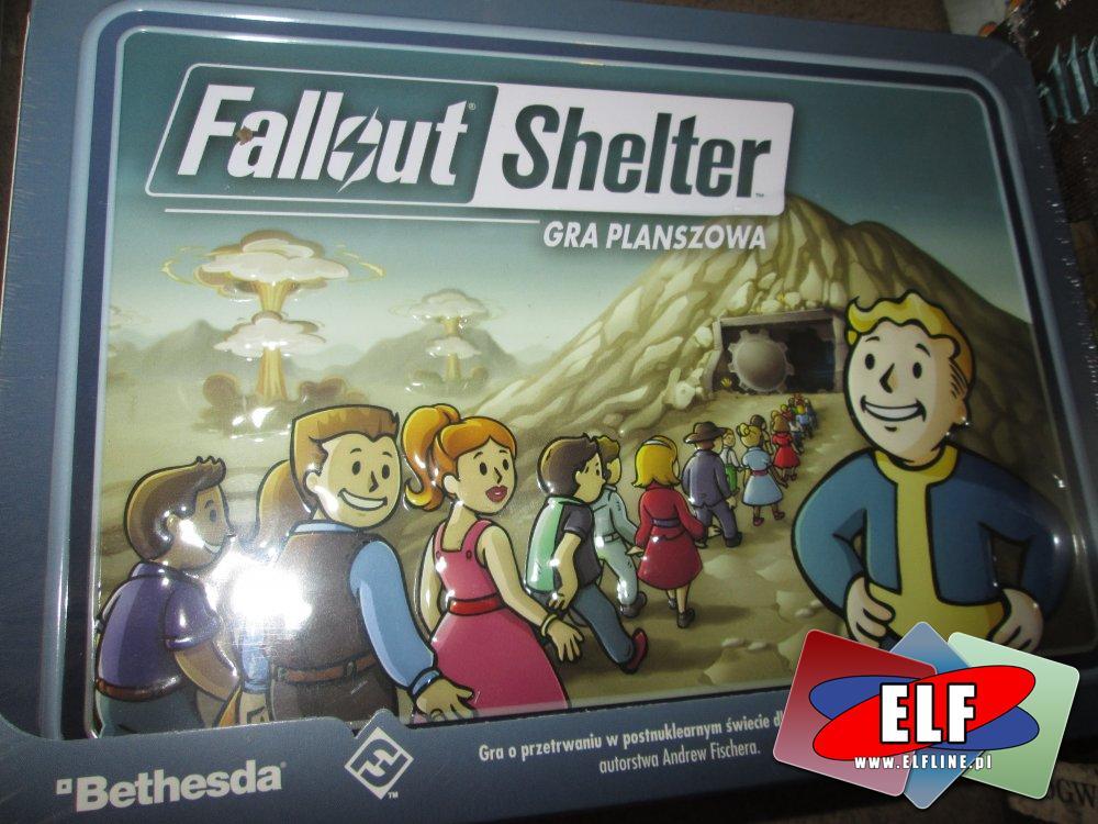 Gra, Fallout Shelter, Gry