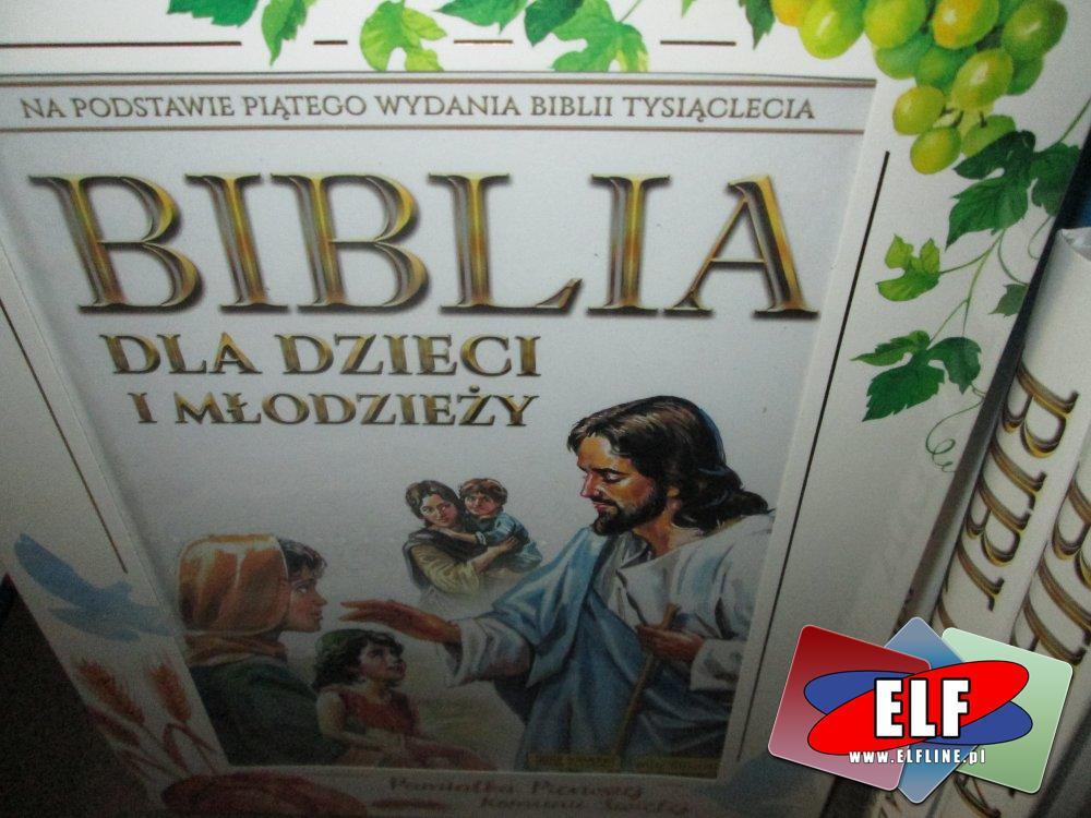 Biblia dla dzieci, Biblia dla młodzieży, Biblie różne