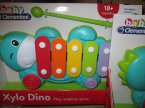 Baby Clementoni, Xylo Dino, Cymbałki