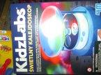 KidzLabs Świetlny kalejdoskop, zestaw kreatywny i edukacyjny, zestawy kreatywne i edukacyjne