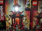 Lego Ninjago, 71712 Imperialna Świątynia szaleństwa, klocki Lego Ninjago, 71712 Imperialna Świątynia szaleństwa, klocki