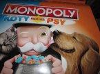 Gra Monopoly Koty kontra Psy, Gry planszowe