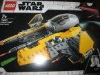 Lego Star Wars, 75281 Jedi Interceptor Anakina, 75280 Żołnierze-klony z 501, klocki, StarWars