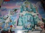 Lego Disney Frozen, 43172 Magiczny Lodowy Pałac Elsy, klocki Lego Disney Frozen, 43172 Magiczny Lodowy Pałac Elsy, klocki