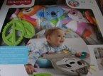 Fisher-Price Vibes, Zabawka wibracyjna i stymulująca dla maluszków, zabawki dla dzieci