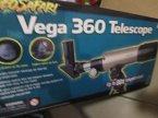 Vega 360, Telescope, Teleskop, Powiększa 80x